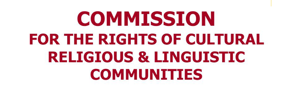 Religious and Linguistic Communities